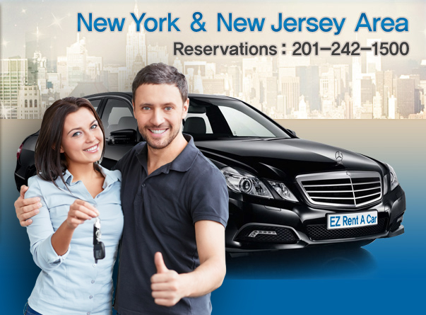 New York & New Jersey Area Car Rentals 201-242-1500